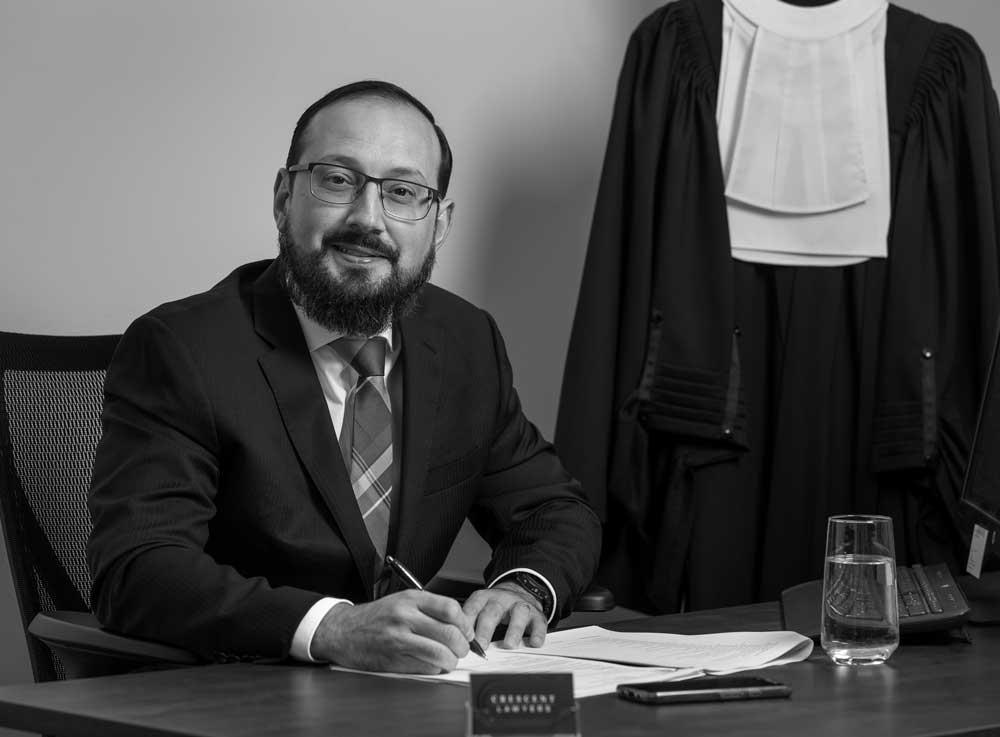 Belal Moraby Principal Lawyer
